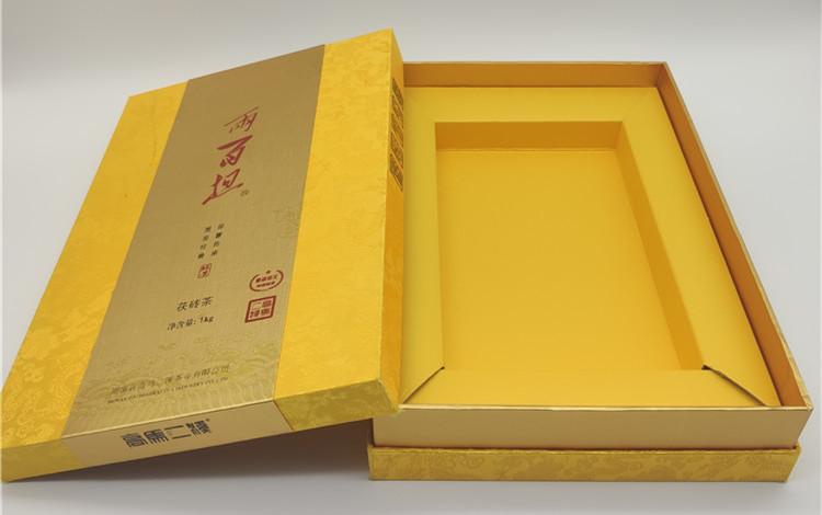 长沙黑茶包装盒定制厂家