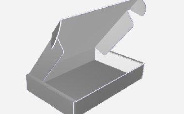 【翻盖盒】翻盖盒包装设计展开图|效果图