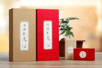 古法制茶茶叶礼盒
