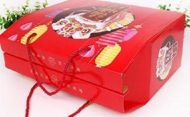 福临门礼盒包装
