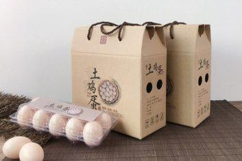 鸡蛋礼盒包装