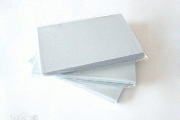 【白卡纸】白卡纸克数_种类大全