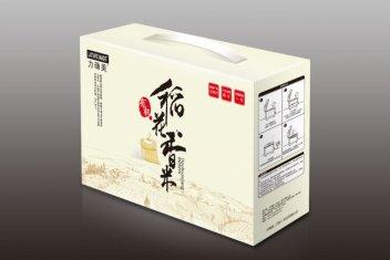 大米礼盒包装价格是多少?大米礼