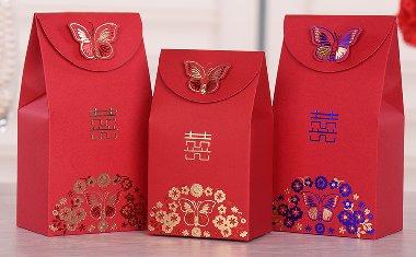 婚宴喜糖包装盒