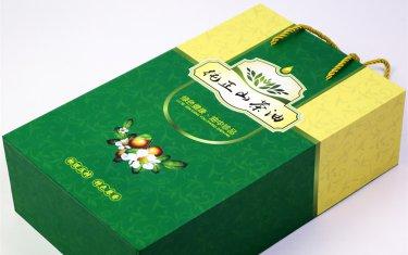 山茶油包装盒设计制作厂