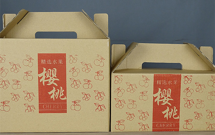 长沙樱桃包装设计制作