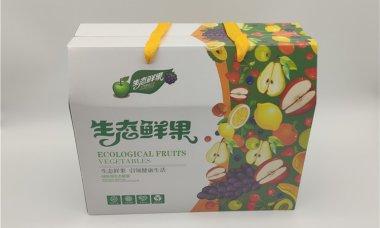 湖南水果包装礼盒定制