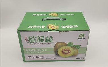 湖南猕猴桃包装盒设计定制