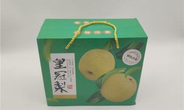 湖南水果梨子礼盒定制